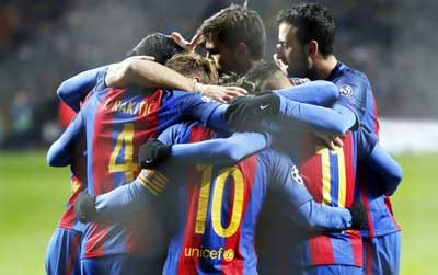 FC Barcelona Football tickets