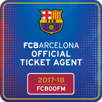 FC Barcelona Official ticket agent - 2017-18 - FCBOOFM