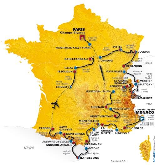 tour de france 2009 stage 19
