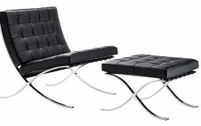 La chaise Barcelone de Ludwig Mies van der Rohe