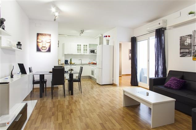 Accessible apartments to rent in barcelona Wheelchair accessible housing