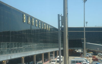 All information about Barcelona El Prat airport