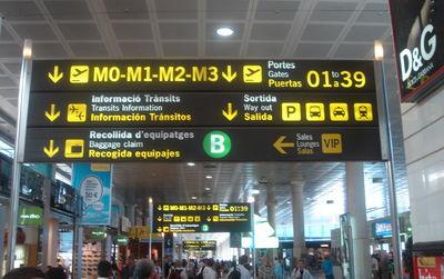Sala Fumatori Aeroporto Barcellona : Aeroporto barcellona