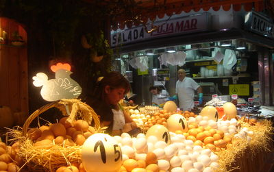 All about food and drink in Barcelona