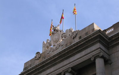 Formalities while in Barcelona