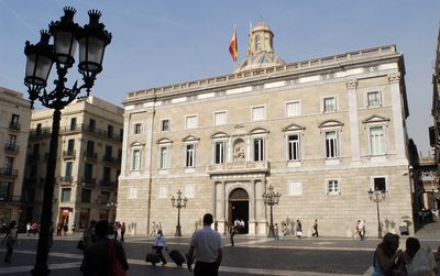All about political Institutions in Catalonia