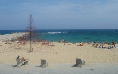 Barcelona Spain Beaches