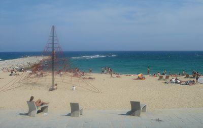 Barcelona Spain Beaches