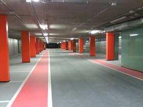 Parking in Barcelona