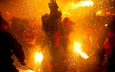 Festivals in Spain costa Brava