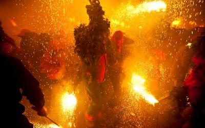 Festivals in Spain costa Brava
