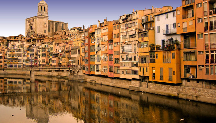Discover the city of Girona