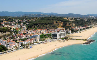 Maresme Barcelona Coast