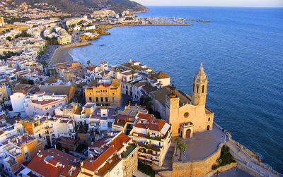 Sitges guide on Costa Dorada