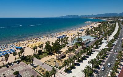 Costa dorada Tarragona Cataloni