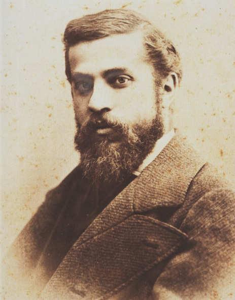 Antoni Gaudí - 1878 Barcelona