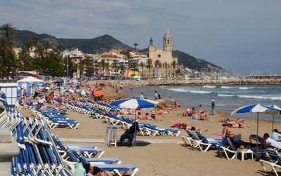 Few Gay Beaches in Sitges
