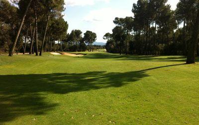 Golf in Barcelona