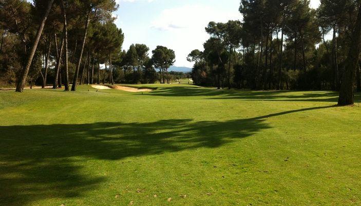 jouer au Golf à Barcelone