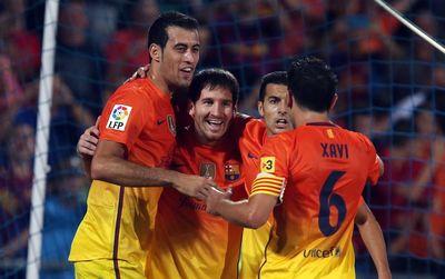 Soccer: Barcelona- Madrid : the rivalry