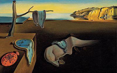 Discovering Salvador Dali