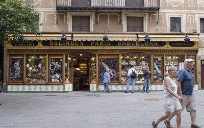 Best shops in Barcelona