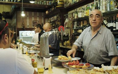 Best restaurants in Barcelona ranked by prices.