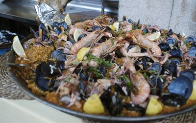 Top Rice Restaurants - the best paella restaurants in Barcelona