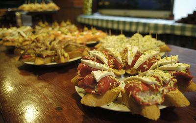 Top tapas restaurants in Barcelona