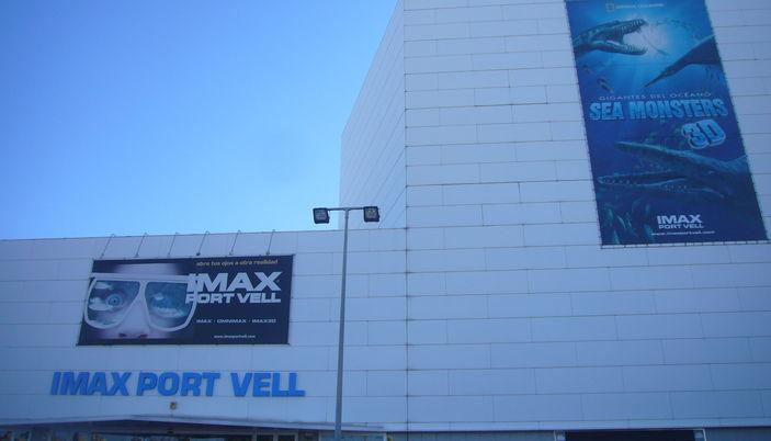 Imax - Barcelona