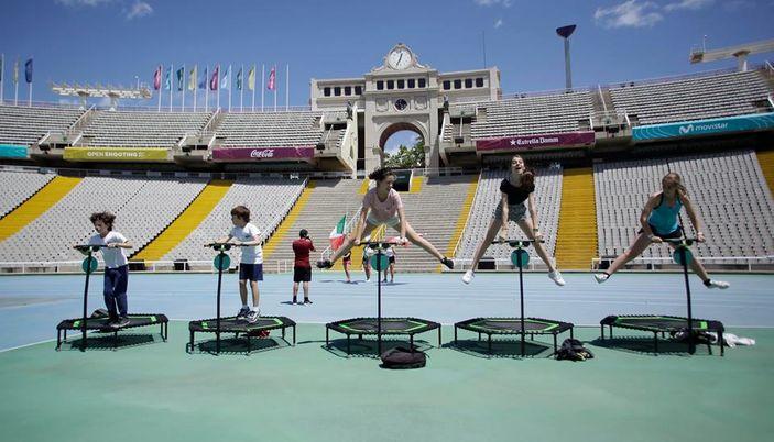 Open Camp - Barcelona