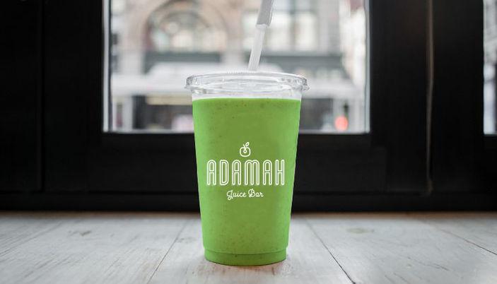 Adamah Juice Bar - Barcelona