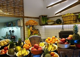 Adamah Juice Bar - Barcelona