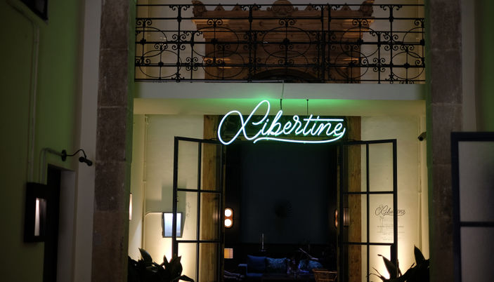 Bar Libertine - Barcelona