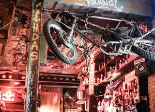 Bollocks Rock Bar - Barcelona