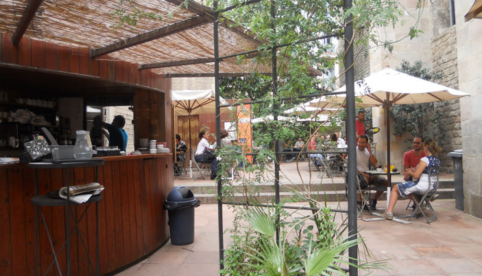 Resultado de imagen de café d'estiu barcelona
