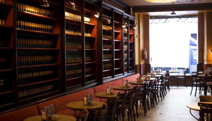 Café Schilling - Barcelona