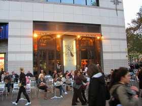 Café Zurich - Barcelona