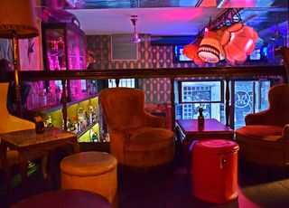 Collage Cocktail Bar Barcelona