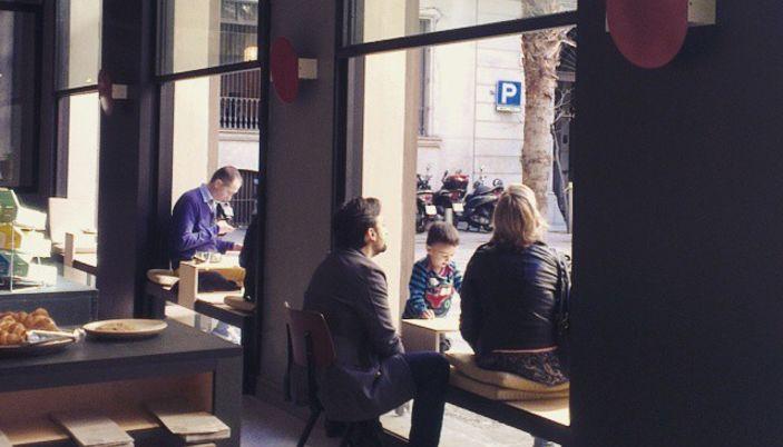 Federal Café Gòtic - Barcelona