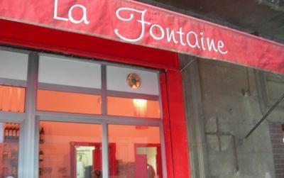 La Fontaine - Barcelona