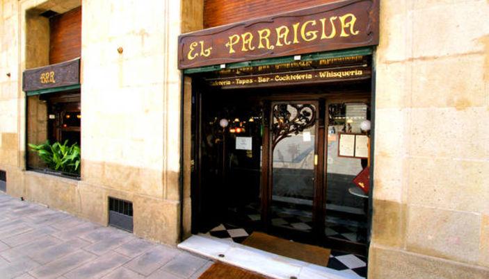 Paraigua - Barcelona