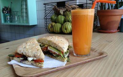 healthy restaurants in Barcelona