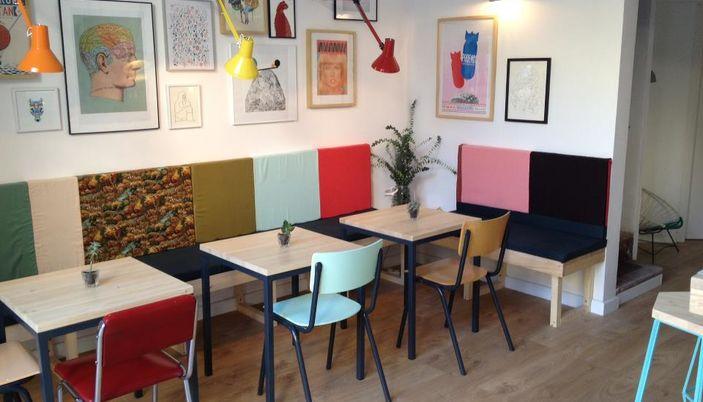 Café Cometa - Barcelona