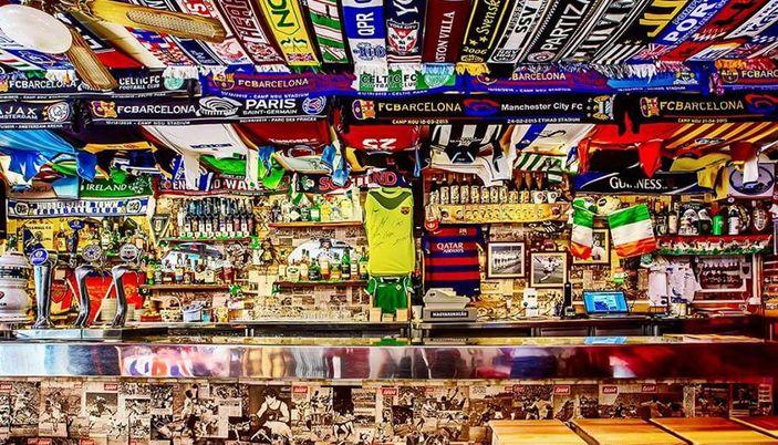 Futballarium - Barcelona