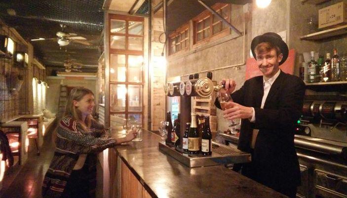 Imprfcto Bar - Barcelona