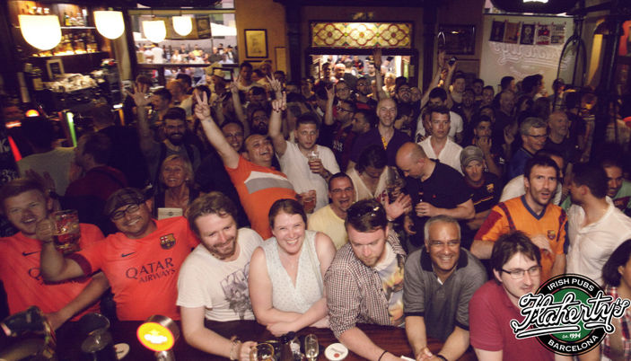 Flaherty's Irish Bar - Barcelona