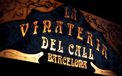 Barcelona Wine bars