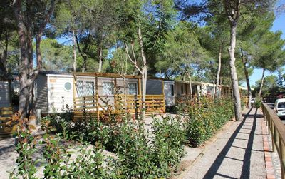 Campings in Barcelona