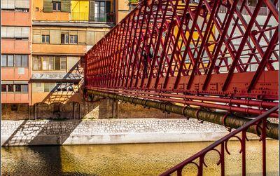 El Puente Eiffel Girona